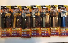 Pez Dispenser Star Wars NIP- Lot of 7-
