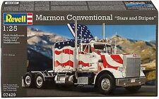 "LKW 1:24 Revell 07429: Marmon Conventional ""Stars & Stripes"""