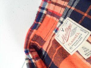 American Eagle Men's Flannel Shirt Size XL Classic Fit Soft Cotton Heritage Top