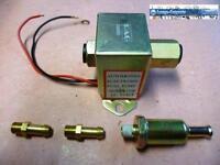 Universal Dieselpumpe 12 Volt selbstansaugend elektrische Kraftstoffpumpe EP259