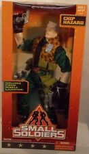 """Small Soldiers Movie 12"""" Chip Hazard Non-Talking Kenner 1998 Missile Firing MISB"""
