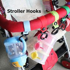 3 Pcs Yoya Baby Stroller Accessories Organizer Hooks Pram Pushchair Hanger Hangi