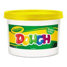 Crayola Modeling Dough Bucket 3 lbs. Yellow 570015034