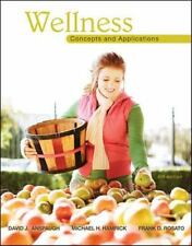 Wellness : Concepts and Applications by Frank D. Rosato, Michael H. Hamrick and