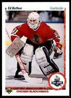 1990-91 Upper Deck Ed Belfour Rookie #55