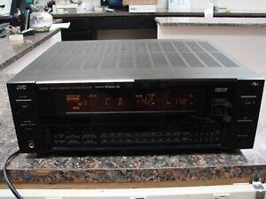 JVC RX-903VBK Digital Surround System Receiver