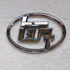 Excellent! Toyota Japanese Katakana Car Emblem 5.12inch 130mm × 3.54inch 90mm