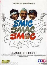 D.V.D../...SMIC SMAC SMOC.../...CLAUDE LELOUCH.../...CATHERINE ALLEGRET...
