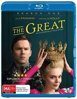 THE GREAT Season 1 (Region Free) Blu-ray The Complete First Series One