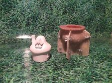 LATEX ONLY MOULD MUSHROOM FAIRY / PIXIE HOUSE 10CM TALL MOULD ©