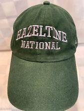 HAZELTINE National Adjustable Adult Baseball Ball Cap Hat