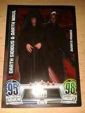 Force ATTAX STAR WARS MOVIE 2 additivo-Power n. 222 distrarli & bocca Figurina
