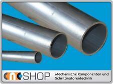 Aluminium Rundrohr Ø 130 x 15 mm, Alu Rohr, je 100 mm