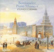 Coombs, Bortkiewicz: Piano Music, Vol. 1, New, Audio CD