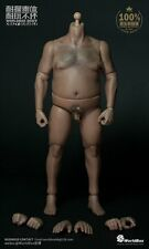 WorldBox 1/6 Scale AT018 Durable Body Plump Body TV01c