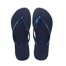 Calzado de mujer Havaianas color principal azul de goma