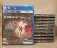 The Persistence - PS4, PlayStation 4 [Sci-fi-Stealth Horror PSVR VR] BRAND NEW