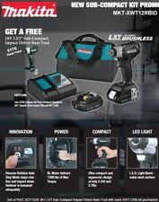 Makita New Sub-Compact Kit Promo