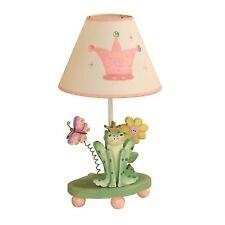 girls table lamp girl desk teamson fantasy fields princess and frog table lamp girls for sale ebay
