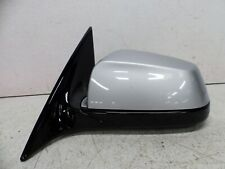 10-12 BMW F07 550i GT Left Driver Side View Mirror Camera Titan Silver OEM