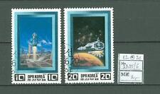 Korea B43 used 1982 2v Space