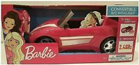 Barbie Glam Convertible Remote Control ith Lights