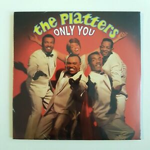 THE PLATTERS ♦ New REMASTERED French CD ♦ ONLY YOU + BONUS (21 TK)