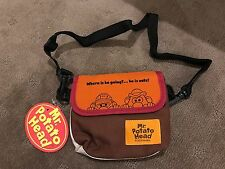 Genuine Toy Story - Mr Potato Head - Mini Messenger Bag - Zipper Case Bag -BNWT