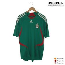Mexico 2009 2010 Adidas Jersey Kit Mens Size Large L