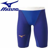NEW MIZUNO Swimsuit Swimwear Men GX-SONIC IV MR FINA N2MB9002 Blue Japan F/S
