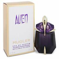 Alien Eau De Parfum Spray Refillable By Thierry Mugler 1oz