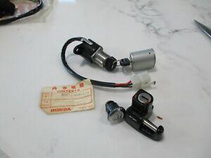 Honda New NOS Lock Set 35010-419-770 Lock Set CM CM185 1979