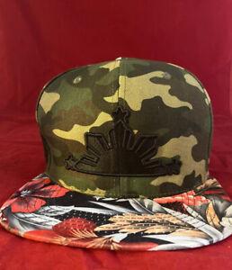 Philippines Filipino Hat Snapback Floral 3 Stars And sun rare Hat 3