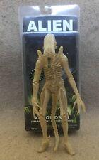 Alien Series 7 Xenomorph Translucent Prototype Suit Action Figure Neca Opened