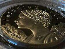 2020 PRIORIUM Vreneli Swiss Pamp 1/4oz gold + Iridium-Palladium-Rhodium-Platinum