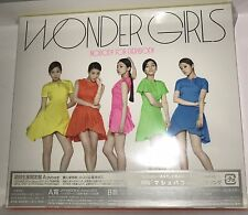 Wonder Girls Nobody For Everybody Type A Limited Edition CD DVD Single JPOP KPOP