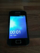 Samsung Galaxy Ace GT-S5830I  Black White Smartphone
