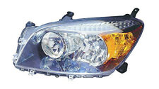 2006-2008 Toyota Rav4 New Left/Driver Side Headlight Unit with Sport Package