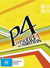 Persona 4: The Animation Vol 3 W/ Limited Collector's NEW B Region Blu Ray
