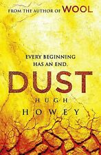 NEW - Dust: (Wool Trilogy 3), Howey, Hugh - Paperback Book | 9780099586739