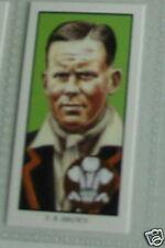 #17 Freddie R Brown Surrey cricket card
