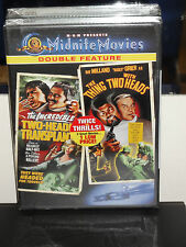 Incredible Two- Headed Transplant / The Thing with Two Heads (DVD) BRAND NEW!