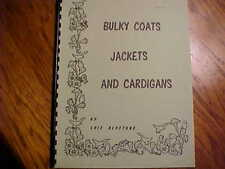 Bulky Coats Jackets & Cardigans Easy to Knit Excellent