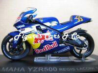 1/24 MOTO GP  SERIE 1 N°15 YAMAHA YZR 500 1999 REGIS LACONI #55