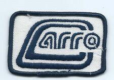 Carro employee patch 2 X 2-7/8 #229