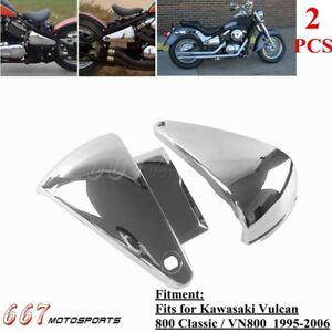 ABS Battery side Fairing Cover For Kawasaki Vulcan 800 Classic / VN800 1995-2006
