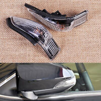 2pc Side Mirror Turn Signal Light Indicator for Toyota Camry Corolla 81730-02140