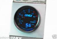 Kgcm2 adjustable electronic boost controller & 60mm  boost gauge 3.5 bar**