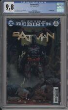 BATMAN #22 - CGC 9.8 - JASON FABOK LENTICULAR COVER - 1496188003