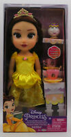 Genuine Disney Princess Belle Doll Tea For Two With Mrs. Potts Christmas Gift 3+